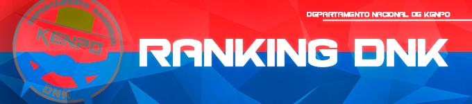 Rankings RFEK-DNK