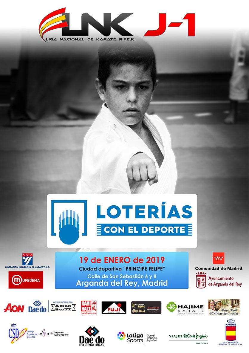 Liga Nacional Infantil Masculina 2019 - Fase 1
