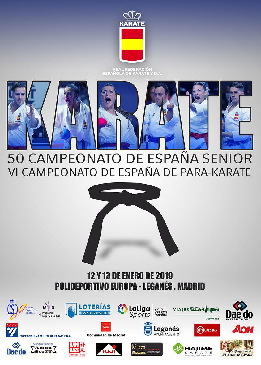 Campeonato de España Sénior-ParaKarate 2019