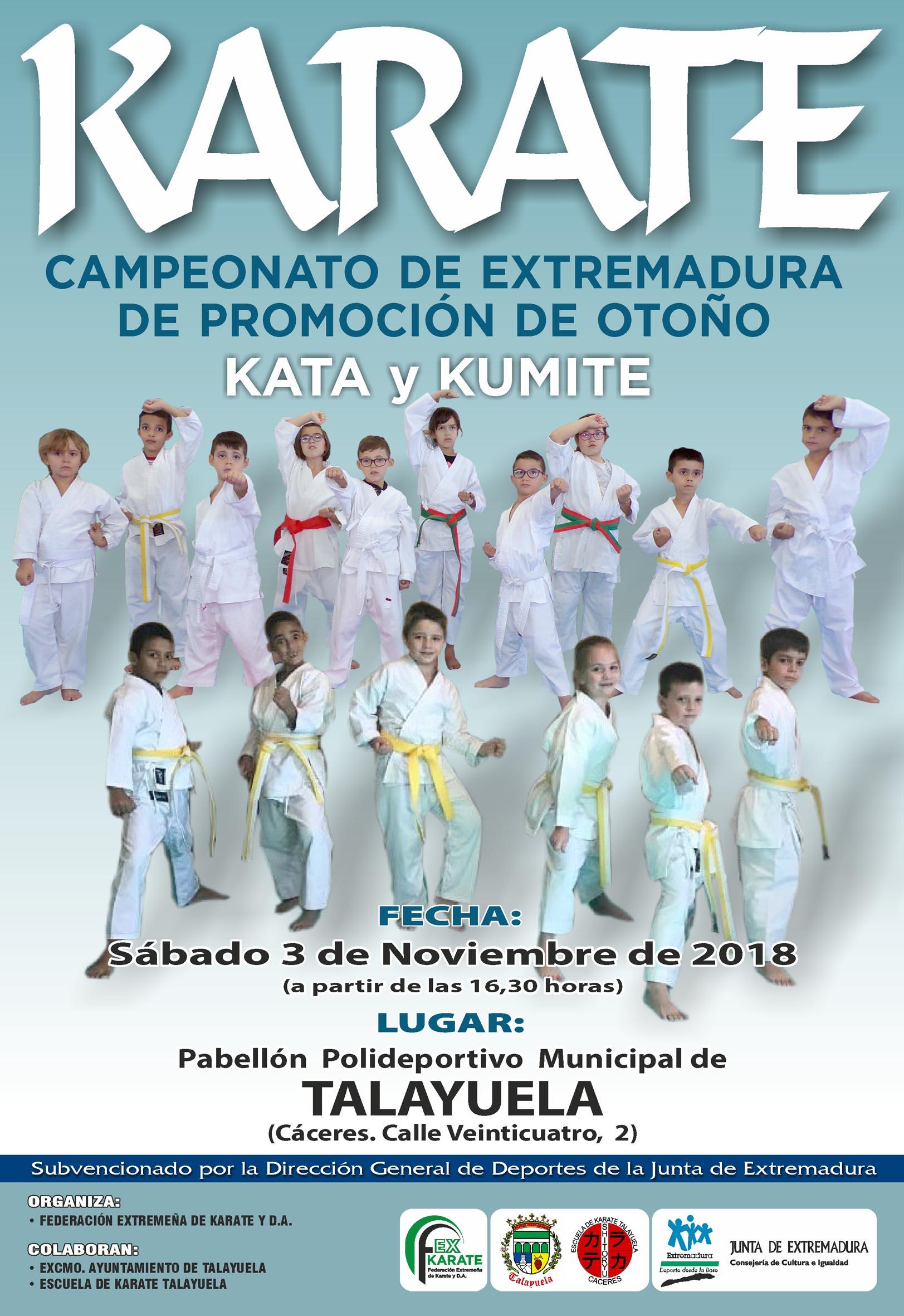 Campeonato de promoción Infantil 2018