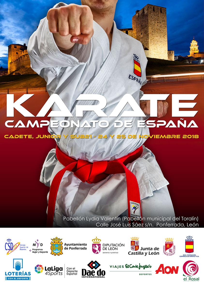 Campeonato de España Cadete-Junior-Sub21 2018